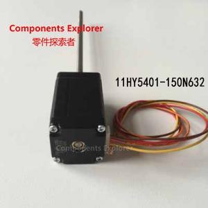 Nema11 51mm Linear Stepper motor with Tr635*2 lead screw 11HY5401-150N632