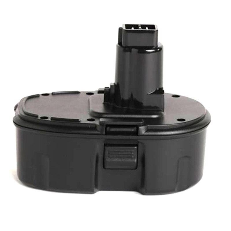 for Dewalt 18V 2500mAh power tool battery Ni-cd,DC9096 DE9039 DE9095 DE9096 DW9095 DW9096