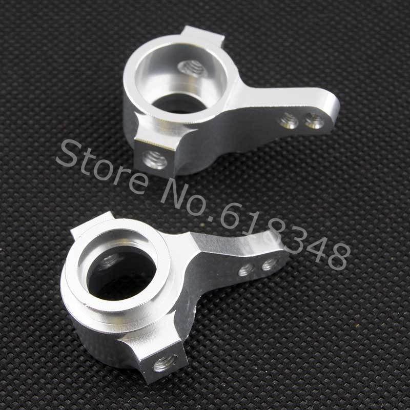 OEM Metal Aluminum Front Knuckle Arm Uprights 2P TAMIYA 1/10 Upgrade Parts CC01 CC-01 CC01-02 OP Hop-ups tamiya tt 01 sc430