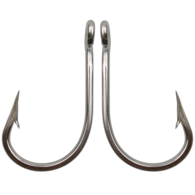 Buy 10pcs 7691 stainless steel fishing for Fish and hooks