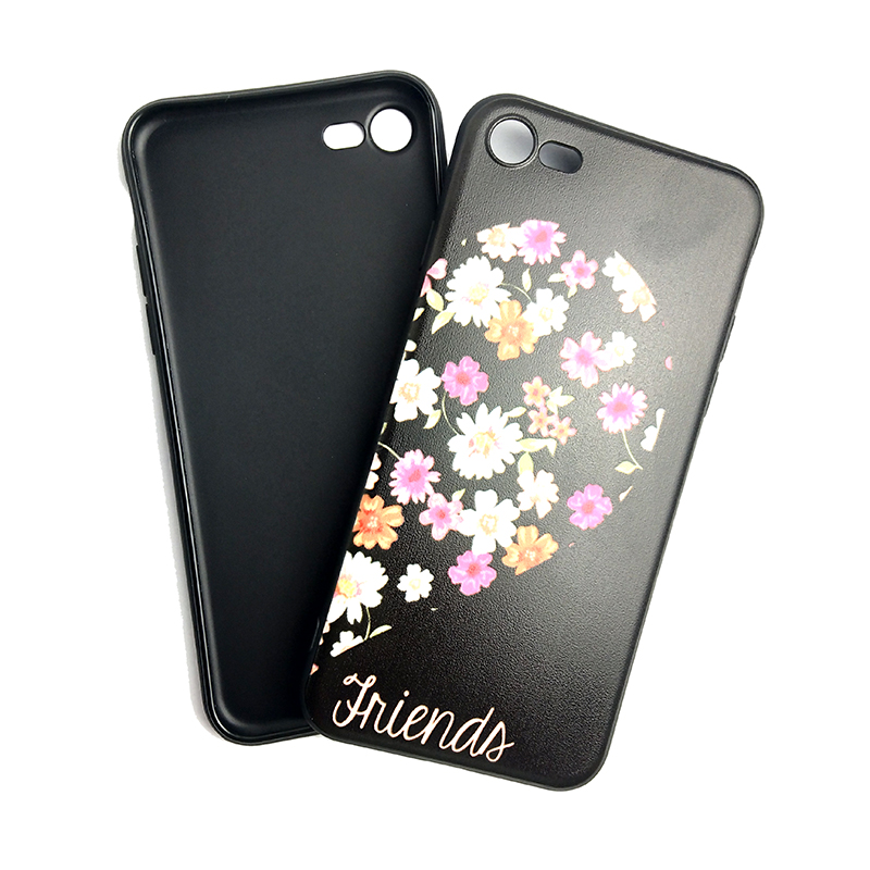 MaiYaCa Unique Luxury BFF <font><b>Best</b></font> <font><b>friends</b></font> girly soft Silicone phone case For <font><b>iPhone</b></font> 5 <font><b>5s</b></font> SE 6 6plus 7 7plus 8 8 plus X Case <font><b>coque</b></font> image