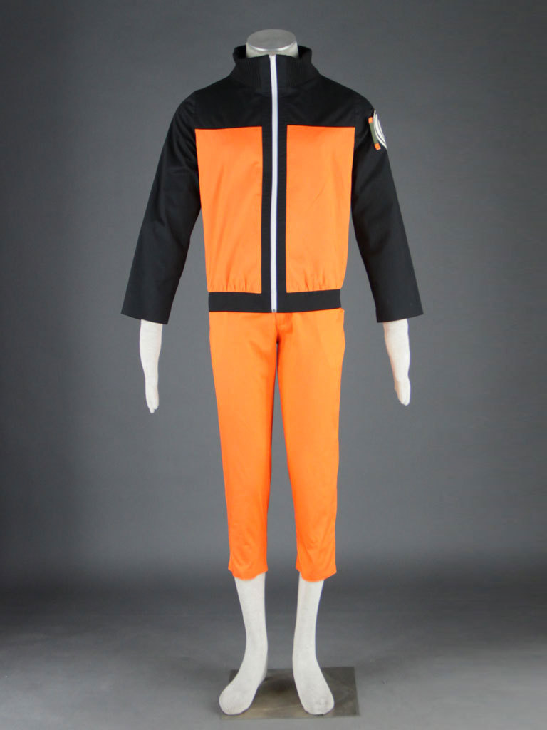 UZUMAKI NARUTO Cosplay Costumes Various Casual Clothes Outfits Lovely and Cool Uniform Suits