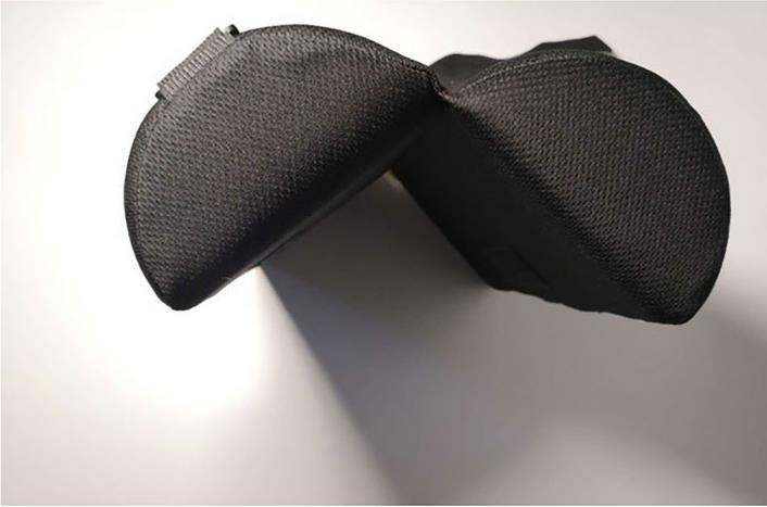 Cylinder Lumbar Back Support Pillow