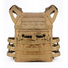 Military Tactical Plate Carrier Kamizelka Chest Rig JPC Ammo Airsoftsports Paintball Biegów Zbroje