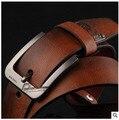 Мужская кожа пряжкой кожаный ремень оптовая мужская случайные взрывы лучшие продажи кожаные ремни factory outlet