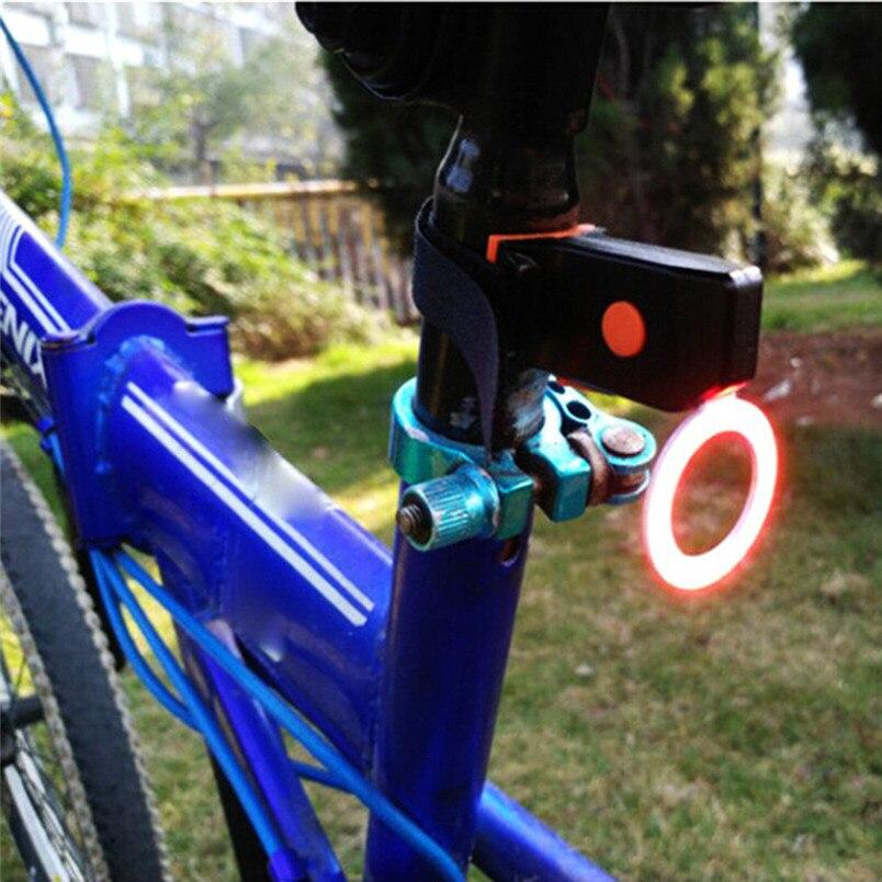 УДАРА usb Велосипедный Спорт фонарь Светодиодные лампы велосипед Велоспорт MTB Детская б ...