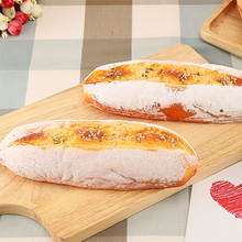 1PC Artificial Food Bread Party Supplies Cake Snack Model Decoration Dining Table Decor Kitchen DIY PU Ornament Photo Graphy