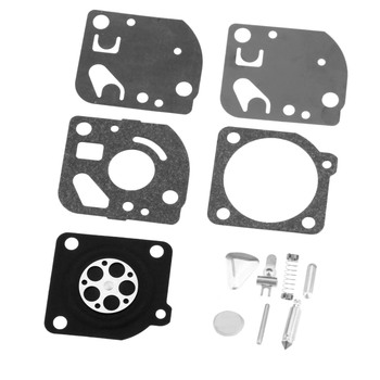 цена на DRELD RB-21 Carburetor Overhaul Rebuild Repair Kit for ZAMA C1U Carburetors and ECHO GT 1100 2100 PB 1000 SRM 1400 Zama RB-21