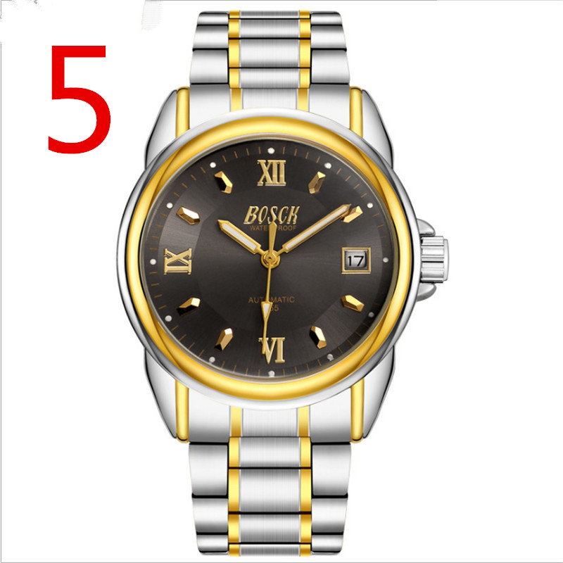 Luxurious and noble and mature mens business watch, full of mature man charm.Luxurious and noble and mature mens business watch, full of mature man charm.
