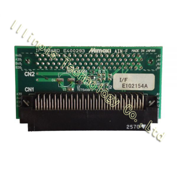 Mimaki 1394 Transfer Card-Second Hand printer parts roland vs 640 cable card 15p1 2850l bb high v printer parts