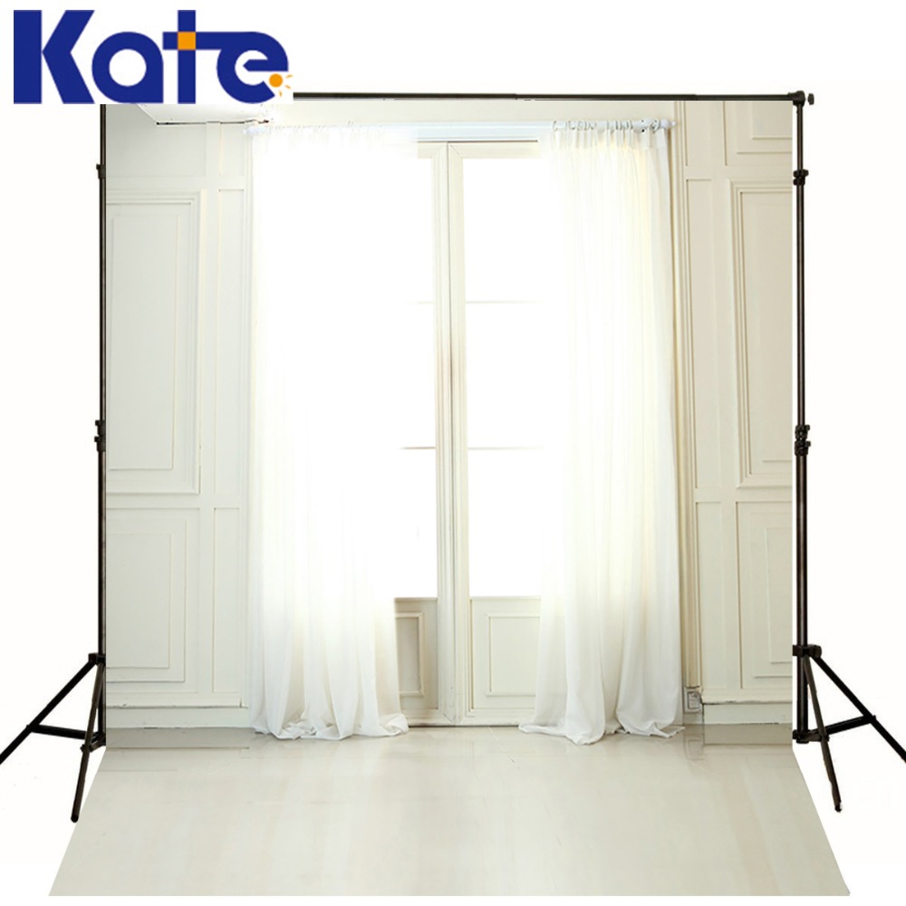 200Cm*300Cm(6.5Ft*10Ft) Photography Backdrops Interior Window Curtains Backdrops Lk4304 300cm 200cm about 10ft 6 5ft fundo harp moonlight candles3d baby photography backdrop background lk 1859