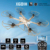X601H MJX RC drone WIFI FPV Cámara HD Componentes Electrónicos 6 Axis Gyro RC Quadcopter Drones de la Cámara