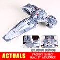 LEPIN 05008 689 unids La Fuerza Despertar Sith Infiltrator STAR WARS Módulo Darth Margus Compatible 70596 Niños Juguetes de Niños regalo
