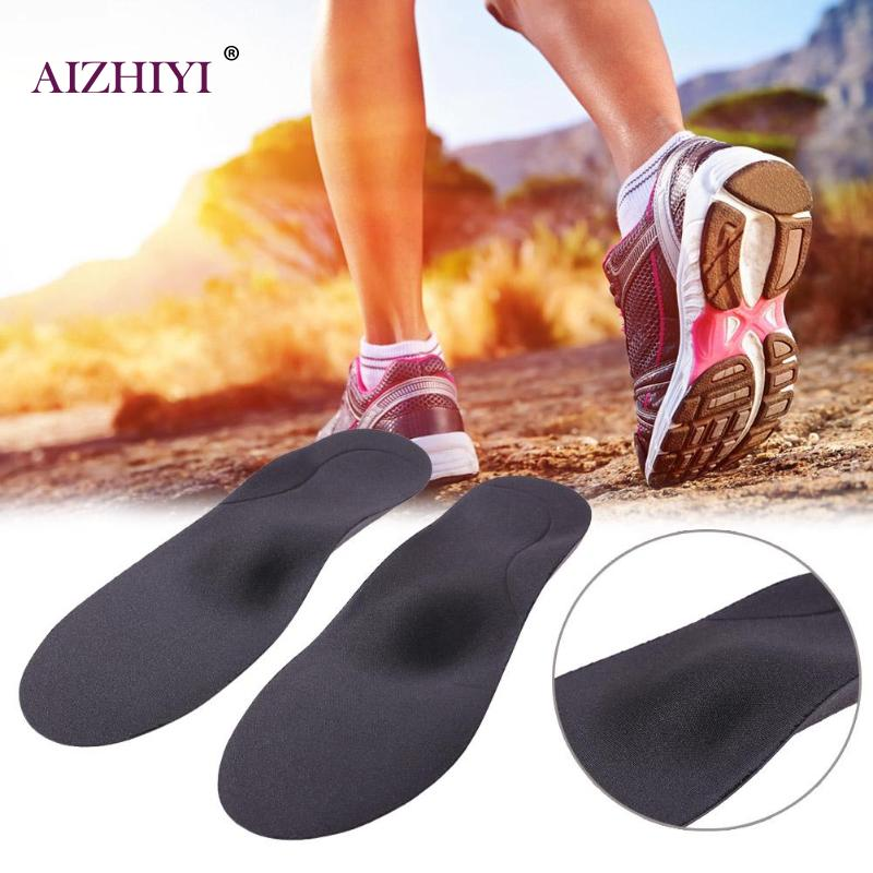 The Cheapest Price Women Flat Foot Orthotics Insoles Support Shock Absorption Sports Shoes Pad Replacement Inner Soles Shoes Insole Pads Men's Clothing