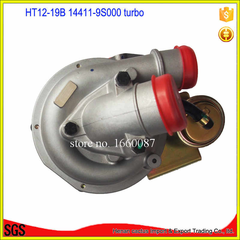 ZD30 turbo charger HT12-19B Electric turbo supercharger 144119S000 047229 047663 14411-9S002 Ffor Niissan datsun truck 3.0L