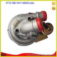 ZD30 Turbo зарядное устройство HT12 19B Электрический Турбо нагнетатель 144119S000 047229 047663 14411 9S002 Ffor NIISSAN Datsun грузовик 3.0L
