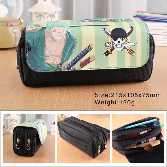 Kick-ass Naruto, Kakashi, Sasuke + others Pencil Bag / case