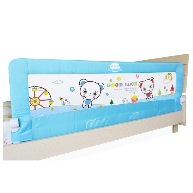 Baby Bed Safety Guard Suitable For Thick And Thin Mattress 180x64cm