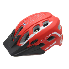 GUB XX6 Adults Men Mountain Road Cycling Bicycle Bike Helmet carbon color With Visor Unisex Yellow