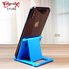 купить Universal Adjustable Foldable CellPhone Tablet Desk Stand Holder Smartphone Mobile Phone Bracket for iPad Samsung iPhone по цене 121.43 рублей