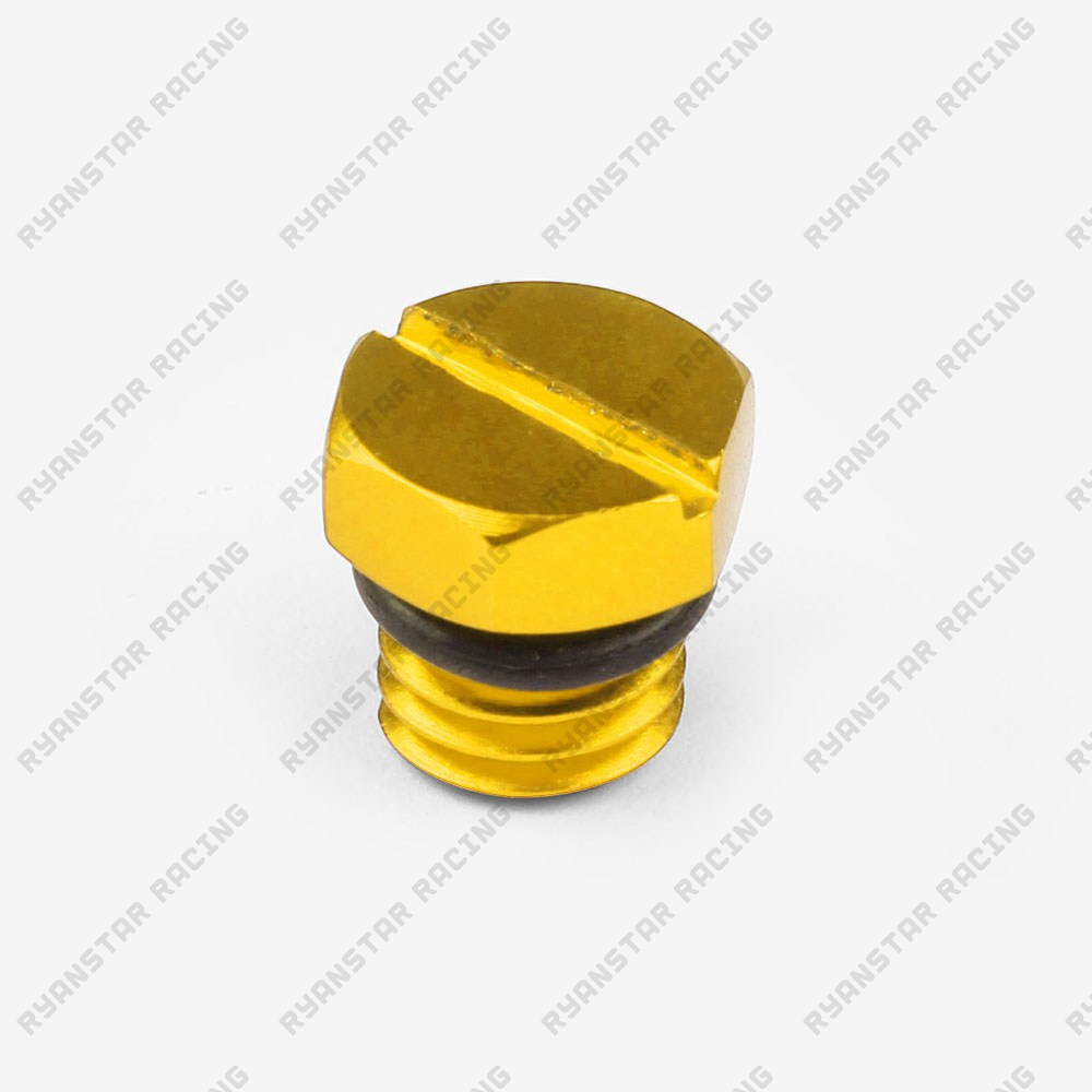 hight resolution of billet air bleeder screw fuel filter housing 2001 2016 for gmc duramax diesel bleed ln036 in nuts bolts from automobiles motorcycles on aliexpress com