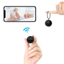 A11 Full-HD 1080P Small Wifi Camera IP Mini IR Night Vision Micro Motion Detection Support TF Card