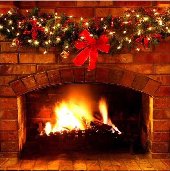 Popular fireplace bricks buy cheap fireplace bricks lots for Christmas garland on fireplace