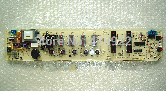 Free shipping 100% tested for  Kqb5501 for rongshida washing machine board mb5501-dct mb5501 motherboard on sale free shipping 100% tested for sanyo washing machine accessories motherboard program control xqb55 s1033 xqb65 y1036s on sale