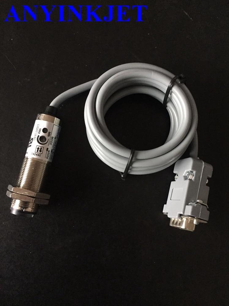 For Domino CDD11N Photoelectric switch Synchronizer sensor Probe sensor for Domino Videojet Linx EC series inkjet