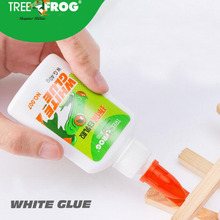 Tree Frog 40g Liquid White Glue Super School Paper Adhesive Kids Scrapbooking Tool Stationery Store Accessory PVA DIY Craft