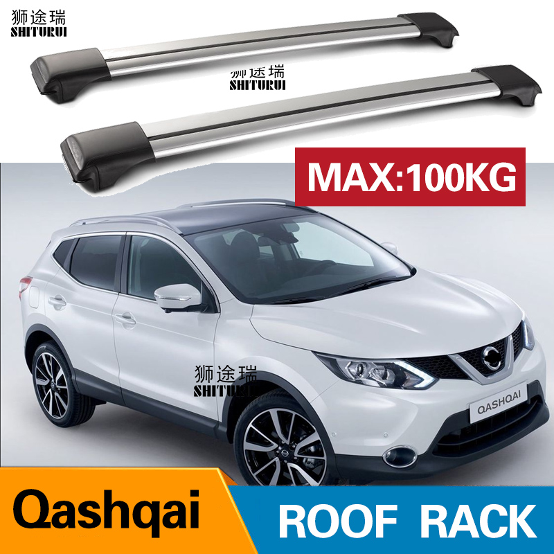 Just Shiturui 2pcs Roof Bars For Hyundai Tucson 2010-2015 Aluminum Alloy Side Bars Cross Rails Roof Rack Luggage Fast Color Back To Search Resultsautomobiles & Motorcycles