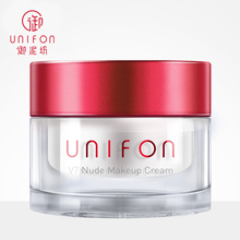 UNIFON V7 Nude Makeup Cream Free shipping Whitening Brighten Easy to Wear Natural 20g