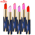 MIXIU Marca 8 de Oro Opcional de Temperatura Cambia de Color del Lápiz Labial Maquillaje Profesional Cosméticos de Corea Kit Labio Lápiz Labial Belleza
