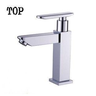 Brass Flexible Spout Bibcock Cold Tap Water Bathroom Faucet Toilet Single Handle Washing Machine Faucet Torneira Banheiro