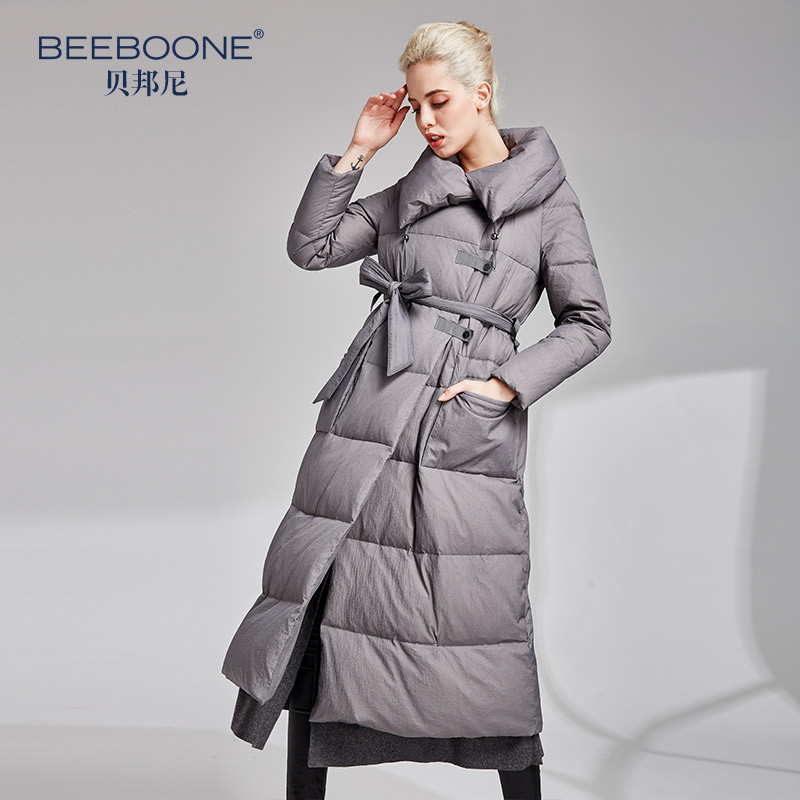 MISUN 2019 new arrival women's 90% white duck   down     coat   jackets