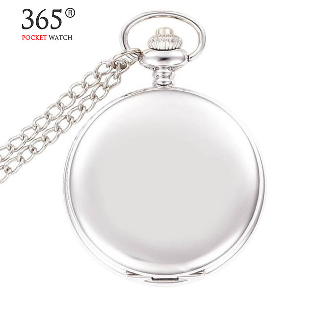 Silver Fashion Steel Mechanical Pocket Watch Unisex Necklace Clock watch two color ancora reloj collar 2016 new fashion pocket watch unisex necklace clock watch y102596