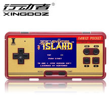 Portable Handheld Game Players 3 inch Colorful With 638 Classic Games Console 8 Bit Retro Video Game Support AV Out Put N40C