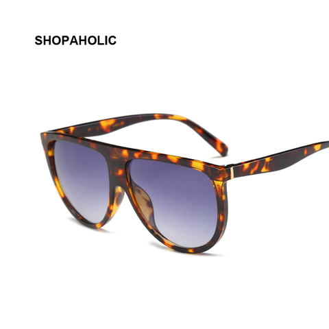 Flat Top Mirrored Sunglasses Women Brand Designer Shield Sun Glasses Female Vintage Luxury Sunglasses Oculos De Sol Masculino Lahore