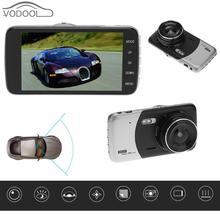 Cheap price 4″ 720P High Definition Dual Lens Car DVR Camera Automobiles 146 Degree Digital Video Recorder Night Vision Dash Cam Camcorder