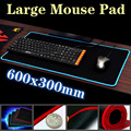 Ultralarge Mouse Pad grande Pad teclado almofada de mesa toalha de mesa 30 x 60 cm grande Mouse Pad