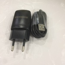 For Doogee Y100 Plus New Travel Charger + USB Cable Line for Free Shipping+Tracking Number