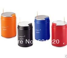 Kreative Zahnstocher Halter Push automatische zahnstocher box Kunststoff zahnstocher verschiffen