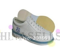 5pairs free ship Professional PU bowling shoes fit for men & women