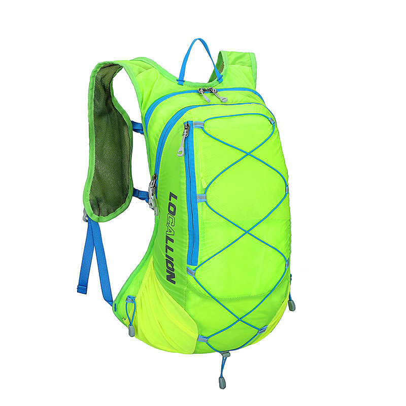 Light Portable Outdoor Bags Adults Cycling Backpacks Outdoor Sports Bag Bicycle Light Backpack 6 Colors Mountaineering Bags Profit Small Sports & Entertainment Climbing Bags