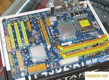 Tp45d2-a7 solid p45 motherboard biostar tp43d2-a7 core