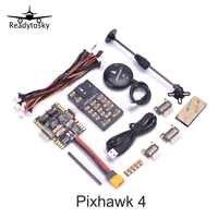 Pixhawk 4 Flight Control & GPS MODUL M8N & PM07 Power Management Board autopilot Combo kit Für Quadcopter F450