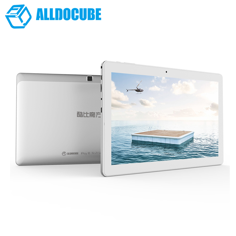 ALLDOCUBE Cube U83 iplay10 Tablet PC 10.6 pouce 1920x1080 IPS Android 6.0 Tablet MTK MT8163 Quad Core 2 gb/32 gb GPS Rom HDMI