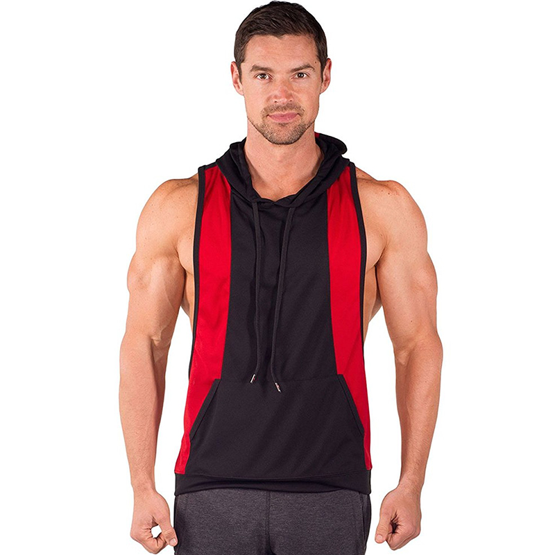 2017 Summer Thin sectionclothing Bodybuilding font b Fitness b font Men gyms Tank Top Golds Vest