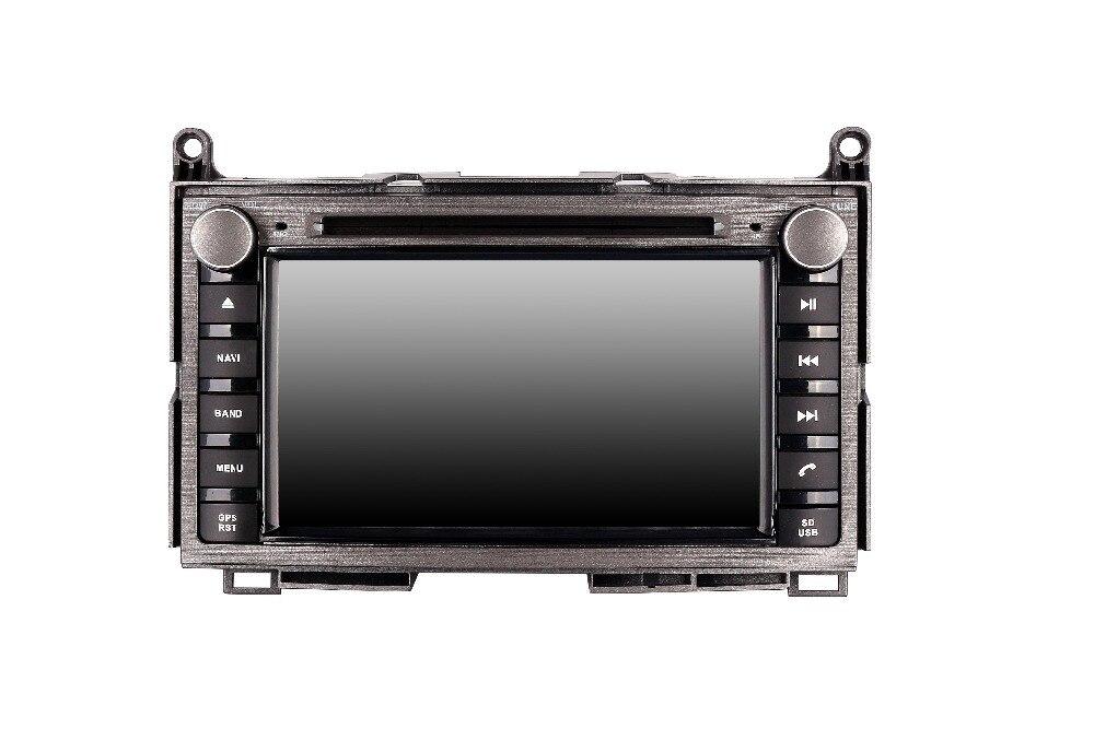 4G lite 2 GB di ram Android 6.0 octa core car dvd player stereo autoradio gps registratore a nastro per TOYOTA VENZA 2008-2015 unità di testa