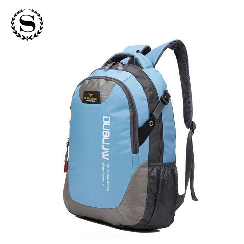 2017 New Fashion Brand Design Unisex Soft Handle Daily Life Casual Double-Shoulder Travel Backpack School Bags For Teenagers 3t morn creations hong kong original design soft handle panda backpack blue laptop school bags